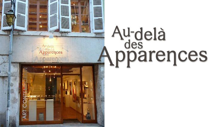 Galerie Au-delà des Apparences Annecy France