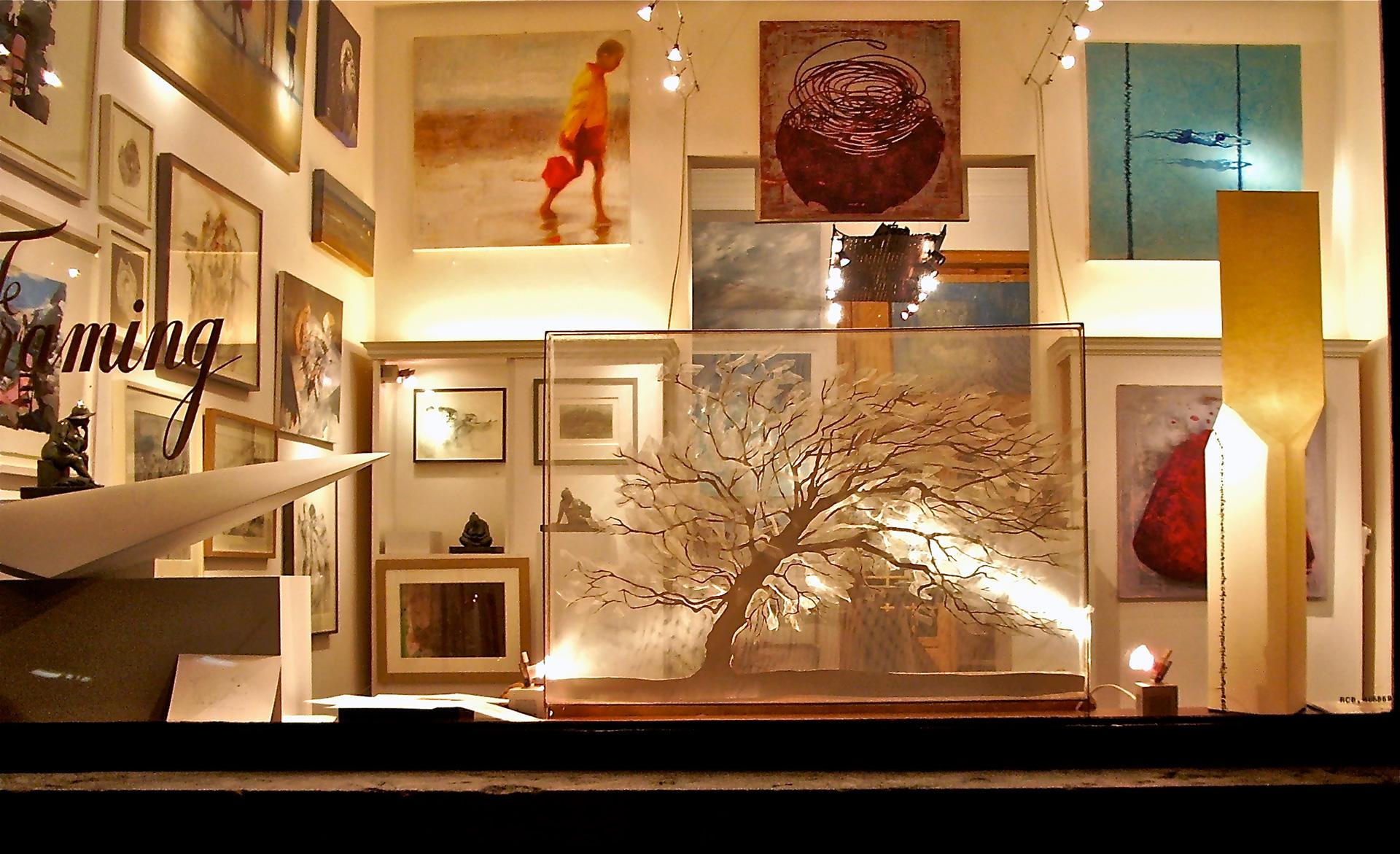 Framing Gallery Brussels